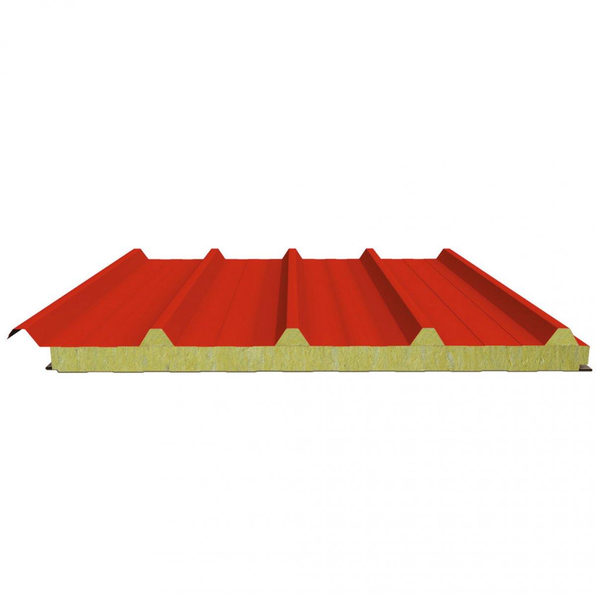 Taşyünü Çift Kilitli Çatı Paneli